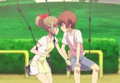 Shinya Momotsuki & Yuki Kurihara