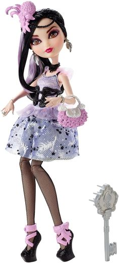 Amazon.com: Ever After High Duchess Swan Doll: Toys & Games