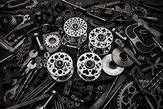 Curtis Odom : le bijoutier des moyeux de vélos | Track & News