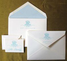 AR Cipher Notecards & Envelopes
