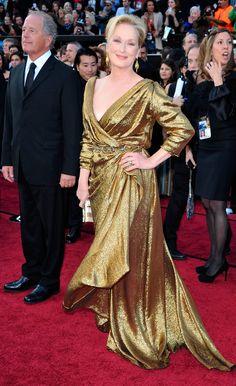 Meryl Streep in Lanvin [Oscar 2012]