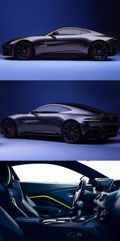 2021 Aston Martin Vantage Coupe Arrives With Manual Box. Seven speeds no waiting.