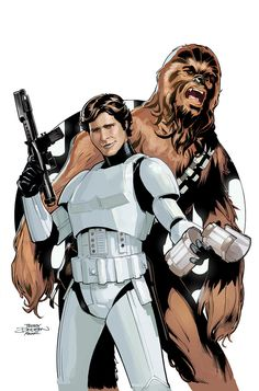 Star Wars #24 Cover by TerryDodson on DeviantArt