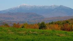 Oh Vermont, you are so beautiful!  Mount Mansfield