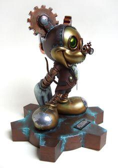 Mechy Mouse by Doktor A