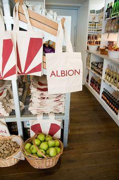 Albion, London by decor8, via Flickr 2-4 Boundary St  London, Greater London E2 7DD