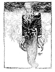 DDSC Octoman by `Devilpig on deviantART
