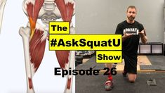 Aaron Horschig discusses how to test and fix hip flexor pain you may have while lifting! A hip flexor strain (also called Iliopsoas synd. Hip Flexor Pain, Youtube, Fitness, Youtubers, Health Fitness, Youtube Movies, Rogue Fitness, Gymnastics