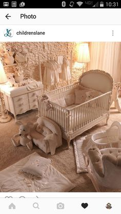 100 cute girl's bedroom design ideas 27 Baby Girl Room Decor, Boys Room Decor, Baby Boy Rooms, Baby Room, Kids Bedroom, Bedroom Ideas, Baby Doll Bed, Doll Beds, Baby Crib Bedding Sets