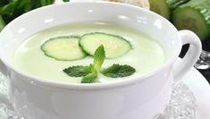 Koude komkommersoep   Gezondheidsnet