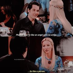 [au] i think this au looks really good on these screencaps + PHIKE 😍😍😍. [au] i think this au looks Friends Scenes, Friends Episodes, Friends Moments, Friends Forever, Funny Moments, Phoebe Friends Quotes, Serie Friends, Friends Tv Show, Mike Friends
