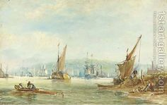 George Chambers:A busy day on the Medway
