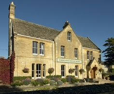 """Three Ways House Hotel - home of the world famous """"Pudding Club"""" ...yum!"""