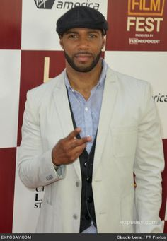 Omari Hardwick - Casually suited Come visit kpopcity.net for the largest discount fashion store in the world!! Black Is Beautiful, Gorgeous Men, Los Angeles Film Festival, Hip Hop, Omari Hardwick, Hot Black Guys, Men Closet, Hollywood Men, Black Actors