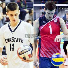 Usa Volleyball Team, Matt Anderson, Pokerface, Dreams, Sports, Life, Men, Man Style, Gatos