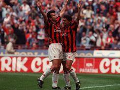Baggio & Savicevic - Ac Milan