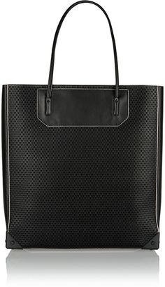 Alexander Wang Prisma textured-leather tote