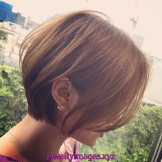Pin on Elegante Pin on Elegante Short Hair With Layers, Short Hair Cuts, Short Hair Styles, Short Bob Haircuts, Asian Bob Haircut, Great Hair, Hair Day, Gorgeous Hair, Pretty Hairstyles