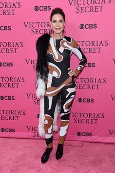 Pin for Later: Victoria's Secret a Organisé L'afterparty la Plus Sexy de L'année Lois Robbins