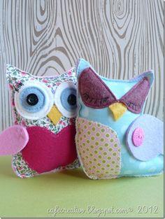 owls by Cafè creativo