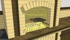 Проекты барбекю мангалов из кирпича с казаном в беседке   Печных дел Мастер Bbq Grill, Grilling, Louvre, Travel, Bar Grill, Viajes, Barbecue, Crickets, Destinations