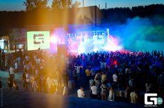 PENZA - Crowd on  the dancefloor - RUSSIA