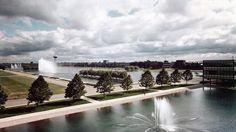 Here Is the $1B GM Plan to Spruce Up Saarinen's Landmark Warren Tech Center