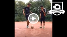 we say 'hi' goalgetter - freestyle - Harun my best friend and also a good football and me Ricky :) Vamos goalgetter - goalgetter. Football Tricks, My Best Friend, Best Friends, Free Kick, Say Hi, Cuba, Berlin, I Am Awesome, Kicks