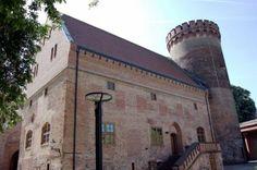 Spandau Castle in Berlin,