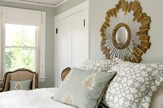 Master Bedroom Inspiration - Georgica Pond