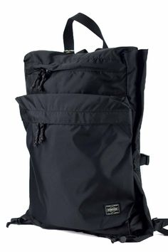 Porter Yoshida Porter Force - Rucksack - Black Porter Yoshida, Backpacks, Bags, Handbags, Taschen, Women's Backpack, Purse, Purses, Backpack