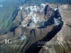 El volcán Guagua Pichincha se encuentra ubicado a 12 km al oeste de la ciudad de Quito, en la Cordillera Occidental de los Andes Ecuatorianos.