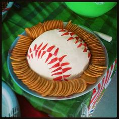 Baseball party food ideas wedding shower foods sports themed baby best images on birthday Baseball Theme Birthday, Sports Birthday, 1st Birthday Parties, Baseball Theme Food, Birthday Ideas, Sports Party, 7th Birthday, Birthday Cakes, Baseball Decorations