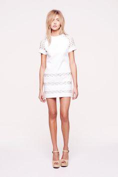 Collette Dinnigan Resort 2014. Love love love this dress! Perfect.