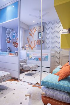 Home Decoration For Small House Baby Boy Room Decor, Baby Bedroom, Baby Boy Rooms, Kids Bedroom, Home Design Decor, Home Decor, Trendy Bedroom, Happy Baby, Kid Beds
