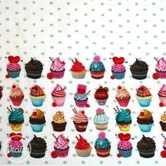 ÚPLET BORDÚRA - muffiny Mini Cupcakes, Desserts, Food, Scrappy Quilts, Tailgate Desserts, Deserts, Essen, Dessert, Yemek