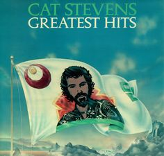 For Sale - Cat Stevens Greatest Hits - Tiger + Calender Poster UK  vinyl LP album (LP record) - See this and 250,000 other rare & vintage vinyl records, singles, LPs & CDs at http://eil.com