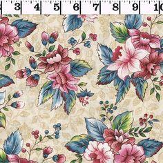 Quilt Fabric Sale - Ladybug - Fabric SALE - Bug Fabric - Cotton ... : floral quilting fabric - Adamdwight.com