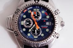 Citizen Promaster Aqualand Diver 3740-E70006 by NeedfxGR on Etsy