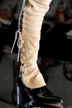 Jean Paul Gaultier Fall 2012 Couture Accessories Photos - Vogue