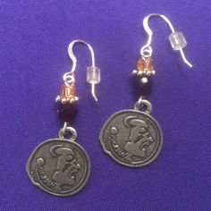 Licensed Collegiate Earrings  FSU by AnnPedenJewelry on Etsy, $14.99