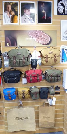 Check out London Camera Exchange - Southampton's  (Civic Centre) display of our bags.  #billinghambags #billingham #billinghambag #billinghams #retailer  #billinghamstockist #billinghambagdisplay  #billinghamhadleysmallpro #hadleysmallpro #billinghamhadleyone #hadleyone #billinghamhadleypro #hadleypro #billinghamhadleydigital #hadleydigital #billinghamhadley #hadley #madeinengland Southampton, Bag Display, Place Names, West Midlands, London, Suitcase, Bags, Handbags, Briefcase