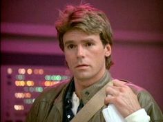 MacGyver - the first episodes were the best. He was fresh, original, not too blonde, and his mullet wasn't too long.