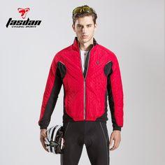 Tasdan Cycling Clothes Cycling Wear Men's Cycling Thermal Jacket Outdoor Jacket Three Layer Fabric Running Jacket