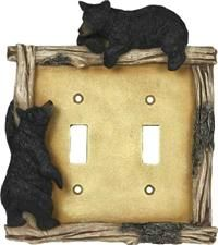 Cabin Switch Plate Covers