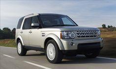 © Land Rover LR4