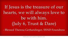 July 6, Trust & Dare
