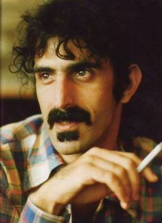 Frank Zappa.....another favorite of mine!
