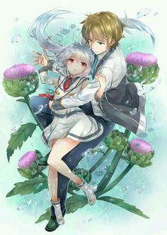 Plastic Memories | Isla and Tsukasa ♡