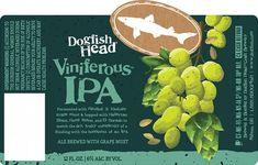 Dogfish Head - Viniferous    http://www.beer-pedia.com/index.php/news/19-global/5893-dogfish-head-viniferous    #beerpedia #dogfishheadbrewery #ipa #hallertaublanc #huellmelon #eldorado #riesling #viognier #beerblog #beernews #videonews #μπύρα #beer #bier #biere #birra #cerveza #pivo #alus